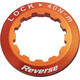 Reverse kassette Lock Ring Kassette orange